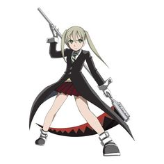 Image of Maka Albarn - Anime Vice ❤ liked on Polyvore featuring anime and soul eater