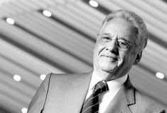Fernando Henrique Cardoso, also known by his initials FHC, was the 34th President of the Federative Republic of Brazil and served for two terms from January 1, 1995 to December 31, 2002. An accomplished sociologist, professor and politician, Cardoso was awarded in 2000 with the prestigious Prince of Asturias Award for International Cooperation.