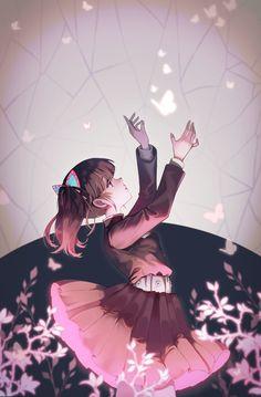A community dedicated to Demon Slayer: Kimetsu no Yaiba, a manga and anime series written by Koyoharu Gotōge and produced by Ufotable. Kawaii Anime Girl, Anime Art Girl, Manga Girl, Demon Slayer, Slayer Anime, Demon Manga, 3d Fantasy, Chica Anime Manga, Fan Art