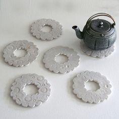 hot plates ----cute idea!