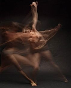 Dancers in Motion by American portrait photographer Bill Wadman.