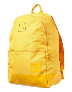 DC Shoes Knackpack Athletic Gold Backpack