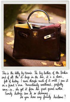 32bfbd0a0 The Hermes Kelly bag Beautiful Handbags, Beautiful Bags, Hermes Paris,  Hermes Birkin,