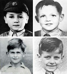 The baby Beatles