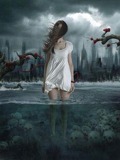 Digital Art by Ana Cruz