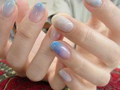 NAIL-COMMON: sea of blue nail / Blue nail