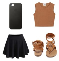 """""""👜👜"""" by desighner45 ❤ liked on Polyvore featuring Samuji and Breckelle's"""