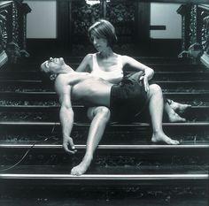Sam Taylor-Wood  Self Pietà, 2001