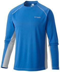 03a37ce07a8 Men's PFG Cast Away ZERO™ Knit Long Sleeve Shirt Pfg Shirts, Uv Shirt,