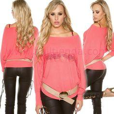 #Sofisticado #sueter #holgado para #mujer #moda #punto #chic con #estilo joven y #casual para brillar en tu dia a dia con #efecto #sexy y #original gracias a su #diseño amplio con detalles que lo hacen ser único y la #prenda #estrella en tu #armario por sus #colores sobrios y vivos que darán a tu conjunto un aire #exclusivo . Encuentralo en #Jerseys y #Camisetas de http://www.agiltienda.com/es/home/2506-jersey-holgado-con-transparencia.html #shop #online #taradell @agiltienda.es