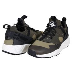 online store c32d1 23c05 WRITE THE FUTURE. NIKE Nike Air Huarache Utility Low Sneakers camo Nike Air  Huarache,
