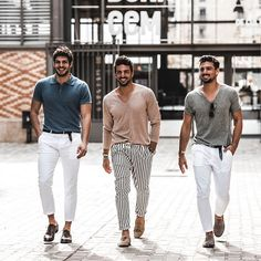 style for men casual Stylish Mens Fashion, Grey Fashion, Fashion Men, Fashion Blogs, Style Casual, Men Casual, Smart Casual, Casual Outfits, Look Man