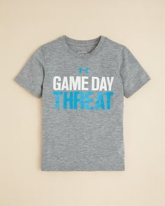 Under Armour Infant Boys' Game Day Tee - Sizes 12-24 Months | Bloomingdale's
