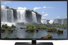 "$429.99    Samsung - 50"" Class (49.5"" Diag.) - LED - 1080p - Smart - HDTV - Black - Front Zoom"