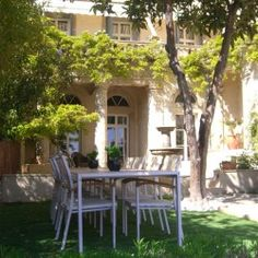Featured Gay Friendly Accommodations: Cinq & Sept, Roujan, France