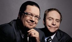 Penn & Teller Receive 2494th Star on Hollywood Walk of Fame Today, April 5, 2013. Watch live! http://celebhotspots.com/hotspot/?hotspotid=25124&next=1