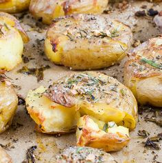 Smashed Potato Recipes Are Spuds At Their Best