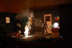 Autoritratto con due amici, spettacolo di OHT|Filippo Andreatta, Mart up! Vivi il museo, october 2015