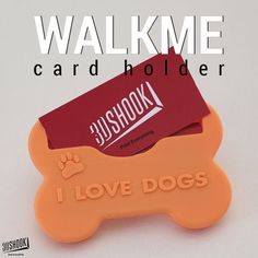 Something we liked from Instagram! Attach to leash and place your business cards inside - great for dog walkers to make connections while walking your dog!Check us out at www.3dshook.com #3dprint #3dmodels #3dprinted #3dprinter #3dprinting #PrintEverything #makers #design #makersgonnamake #tech #technology #petstagram #catsofinstagram #cats #cool #design #petstore #3dshook #dogsofinstagram #dogwalker #dogwalking @dogsofinstagram by 3dshook check us out: http://bit.ly/1KyLetq