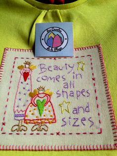 "Camiseta ""Beauty"""