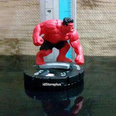 Jual beli Miniatur Red Hulk 033 Deadpool Booster Set Marvel Heroclix WizKids RARE di Lapak idStoreplus - idstoreplus. Menjual Static Figure - PAJANGAN UNIK KOLEKSI MAINAN MINI FIGURE Miniatur Red Hulk 033 Deadpool Booster Set Marvel Heroclix WizKids RARE