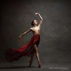 Tiler Peck- New York City Ballet
