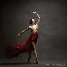 Tiler Peck- New York City Ballet