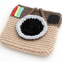 Instagram Mini Purse Bag - http://1uptreasures.com