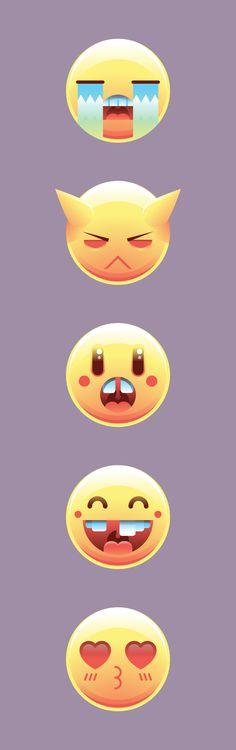How to Draw a Set of Emoticons in Adobe Illustrator – Tuts+ Premium | Vectortuts+