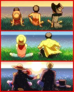 One Piece Meme, One Piece Crew, Watch One Piece, One Piece Comic, One Piece Fanart, Manga Anime, Sad Anime, Kawaii Anime, Ace Sabo Luffy