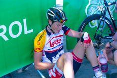 Dissappoinment of the loser Stig Broecx from Lotto-Belisol U-23 #TourDAz #bicycle #cycling #bike #keepcycling #cyclist #finish #Lotto #Baku #Azerbaijan