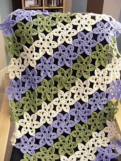 Japanese flower  (pattern found on bottom right of webpage)