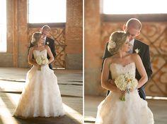 Elegant Texas Wedding