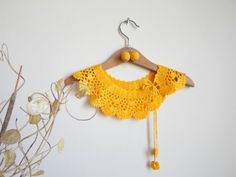 A Kind of Yellow Day by Dawn Mayo on Etsy