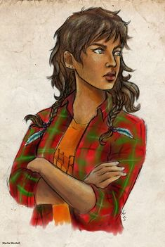 Piper | art by martamontell