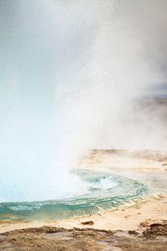 iceland #geyser