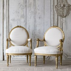 Designer Living Room Chairs are a must when you're choosing seating options for your living room interior design. Kathy Kuo Home has the most comfortable living room chairs French Country Coffee Table, French Country Furniture, French Home Decor, Classic Furniture, Living Room Chairs, Dining Chairs, Salon Furniture, Furniture Design, French Chairs