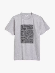t-shirt coulos Mel Bernstine gris chiné T Shirt, Mens Tops, Collection, Fashion, Heather Grey, Dress Shirt, Supreme T Shirt, Moda, Tee