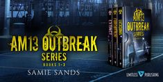 Samie Sands: Lockdown - The AM13 Outbreak #Zombie #Boxset