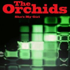 Orchids, The - She's My Girl CDEP Pebble 001