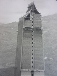 Edificio coltejer en contruccion