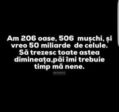 Sa trezesc toate astea imi trebuie timp... Real Memes, Funny Memes, Hilarious, Lol So True, Inspirational Videos, Funny Photos, The Funny, Quotations, Haha