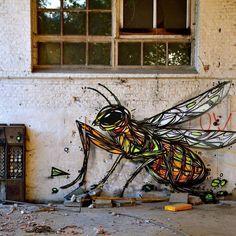Electric buzz.