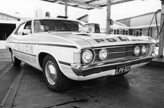 Ford technical information TSB's DIY's. Australian Muscle Cars, Aussie Muscle Cars, Police Vehicles, Emergency Vehicles, Ford Falcon, Old Police Cars, Peter The Great, Ford Classic Cars, Old Fords