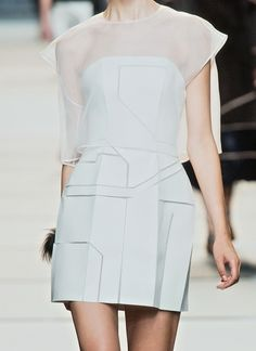 Fendi, Ready to Wear SS14  Haute Couture blog :)