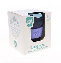 Vyhraj dizajnový cestovný hrnček KeepCup Blueberry Small