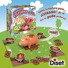 Juguete CERDITO COCHINO de Diset Precio 28,32€ en IguMagazine #juguetesbaratos