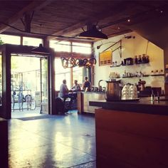 Four Barrel Coffee, The Mission District, San Francisco, California