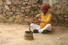 India - Encantador de serpientes