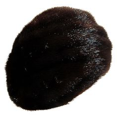 Vintage Dark Brown Mink Fur Hat by Vincent and Bill New York from Antik Avenue on Ruby Lane